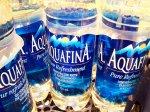butelki wody mineralnej