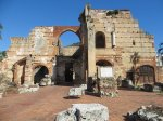 ruiny na dominikanie