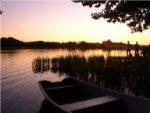 jezioro mazurskie