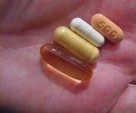garść tabletek